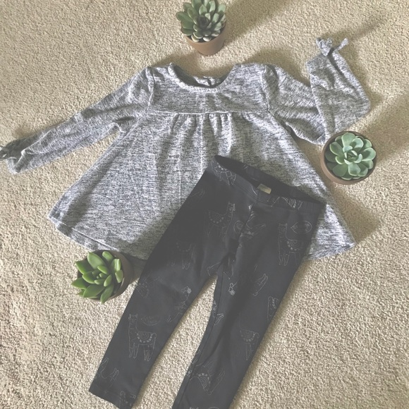 Carter's Other - Baby Girls Fall/Winter Outfit